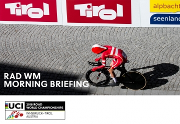 2018 UCI Road World Championships  Morning Briefing e0c8070f2